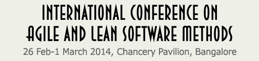 International conference on agile and lean methods